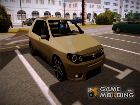 Fiat Palio Way for GTA San Andreas