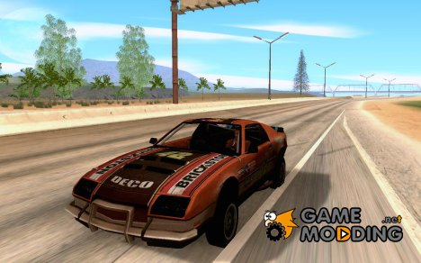SPLITTER from FLATOUT2 для GTA San Andreas