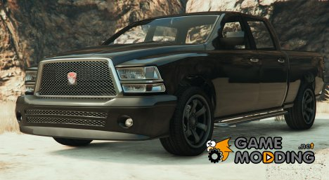 Bravado Bison Highline 1.0 для GTA 5