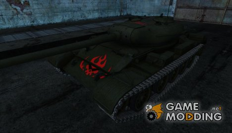 Т-54 от Darkastro for World of Tanks