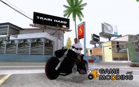Spider Bike for GTA San Andreas