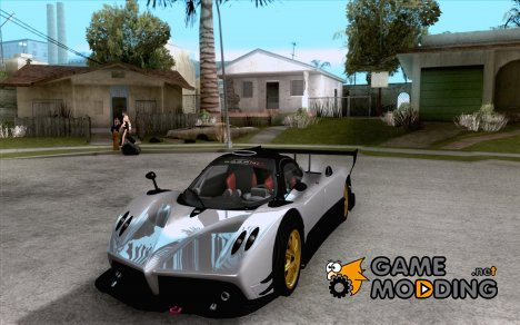 Pagani Zonda R for GTA San Andreas