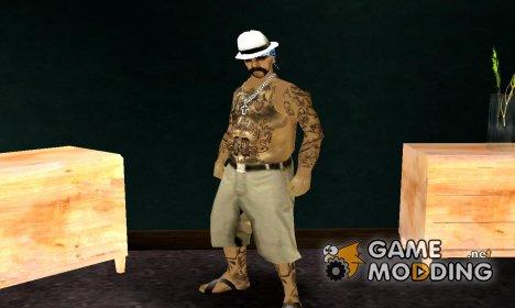 Новый Ацтек v1 для GTA San Andreas