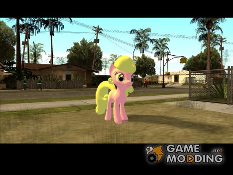 Daisy (My Little Pony) for GTA San Andreas