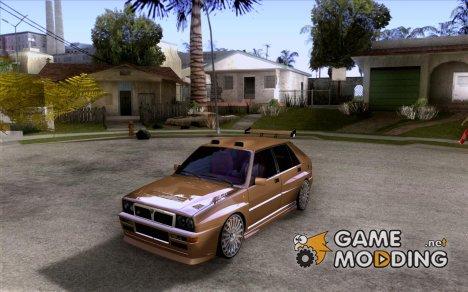Lancia Delta Sparco for GTA San Andreas