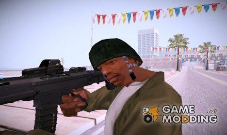 Каска военного for GTA San Andreas