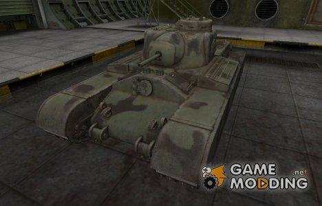 Пустынный скин для AT 2 for World of Tanks