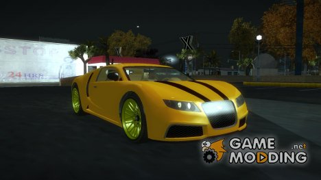 GTA V Adder for GTA San Andreas