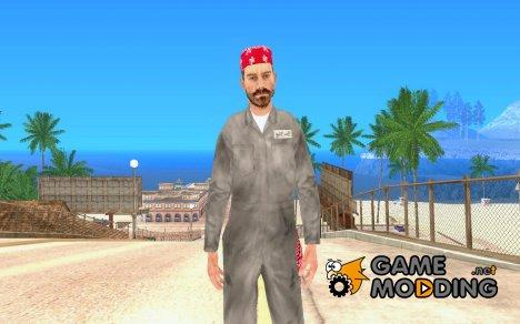 Mechanik for GTA San Andreas