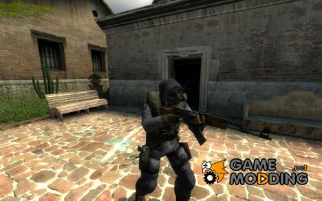 Urban SaS Assasin для Counter-Strike Source