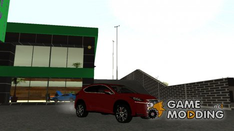 Lexus NX200T for GTA San Andreas