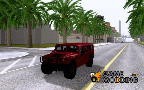 Hummer H1 Alpha for GTA San Andreas