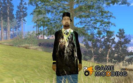 Новый участник банды Groove для GTA San Andreas