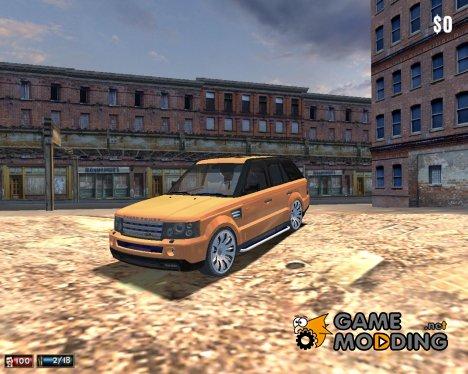 Range Rover Sport 2010 для Mafia: The City of Lost Heaven