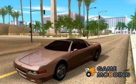 Infernus Targa для GTA San Andreas