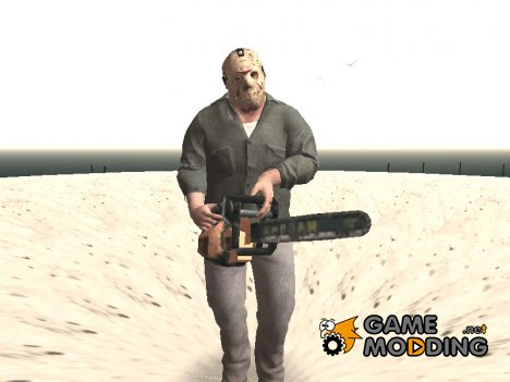 Джейсон Вурхиз from Friday the 13th The Game for GTA San Andreas