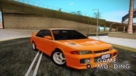 1996 Mitsubishi Lancer Evolution III for GTA San Andreas