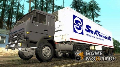 ОдАЗ 9786 for GTA San Andreas