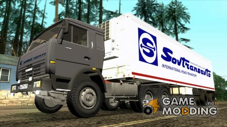 ОдАЗ 9786 для GTA San Andreas