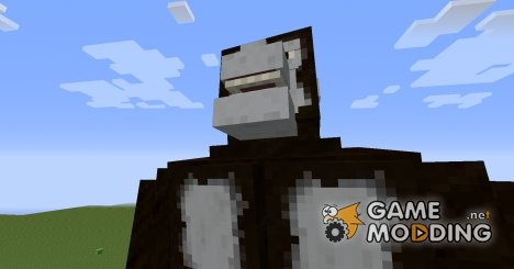 Godzilla Mod for Minecraft