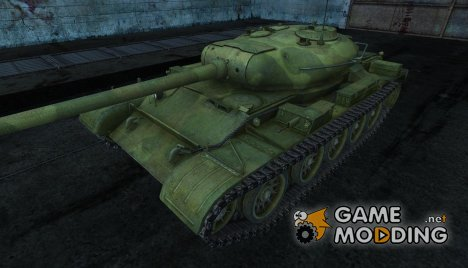 T-54 Bilya for World of Tanks