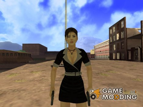 Lara Croft: Costume v.1 для GTA San Andreas