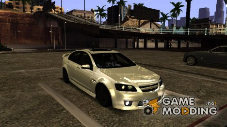 Chevrolet Lumina SS (K.N Edition) 2011 для GTA San Andreas