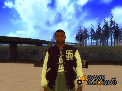 Ballas 2 (GTA V) для GTA San Andreas