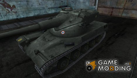 Шкурка для AMX 50 68t for World of Tanks