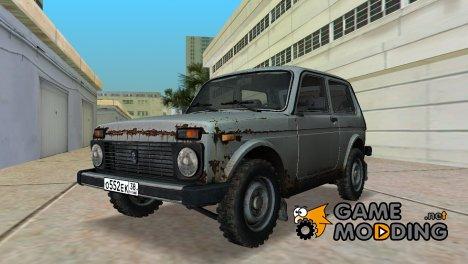 ВАЗ 2121 Нива из DayZ Standalone для GTA Vice City