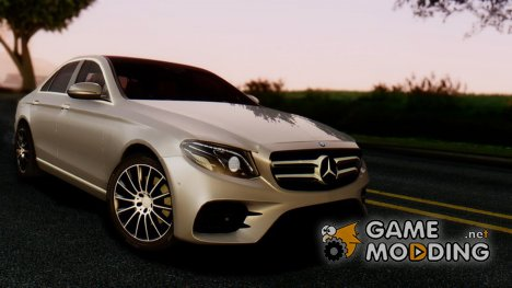 Mercedes-Benz E-Class 2016 AMG for GTA San Andreas
