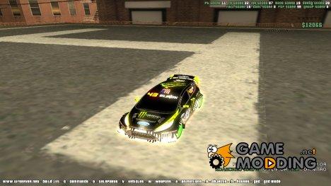 Разный транспорт Pack for GTA San Andreas