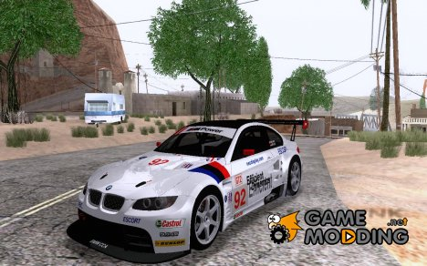 BMW E92 M3 for GTA San Andreas