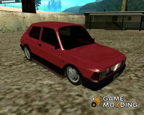 Fiat 147 Al Piso for GTA San Andreas