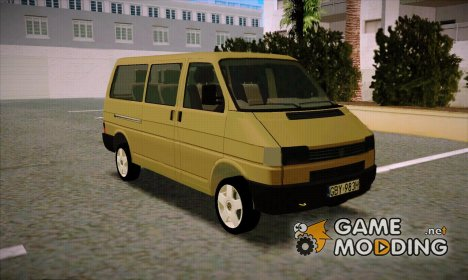 Volkswagen Transporter T4 1995 for GTA San Andreas