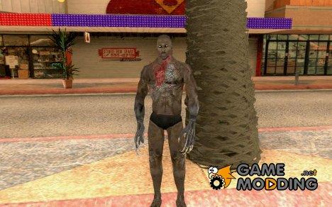 Скин thanatos for GTA San Andreas