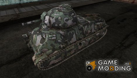PzKpfw S35 739(f) _Rudy_102 for World of Tanks