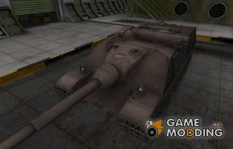 Перекрашенный французкий скин для AMX 50 Foch для World of Tanks
