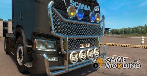 Hella Rallye 3000 for Euro Truck Simulator 2