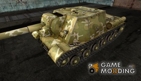ИСУ-152 03 for World of Tanks