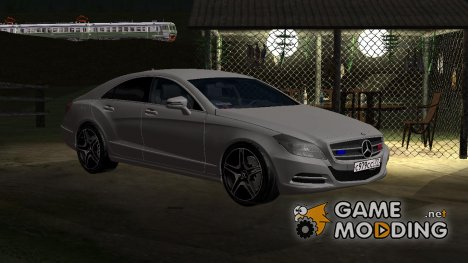 Mercedes-Benz CLS 63-AMG for GTA San Andreas
