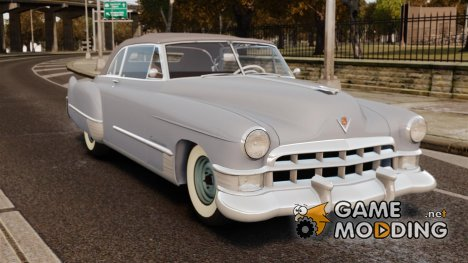 Cadillac Series 62 convertible 1949 [EPM] for GTA 4