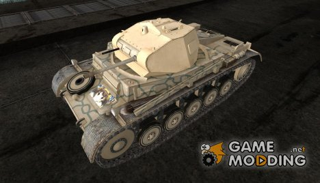 PzKpfw II 01 for World of Tanks