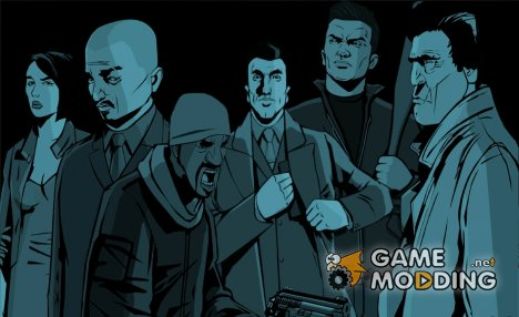 High Quality Splash Screens for GTA 3