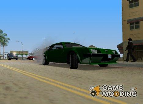 Настройки сцепления шин с поверхностью for GTA Vice City