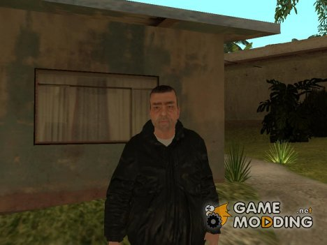 Скин из GTA 4 v55 for GTA San Andreas