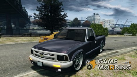 Chevrolet S10 1996 Draggin для GTA 4
