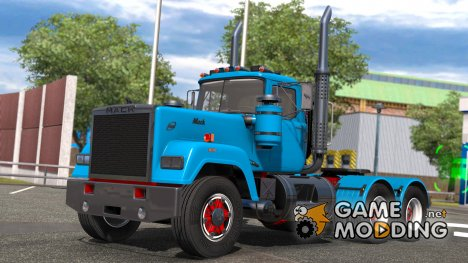 Mack Superliner for Euro Truck Simulator 2