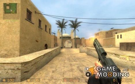 New Desert Eagle для Counter-Strike Source