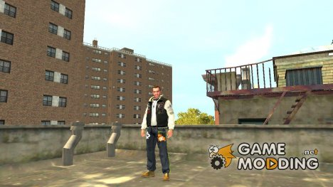 Clothes pack для GTA 4